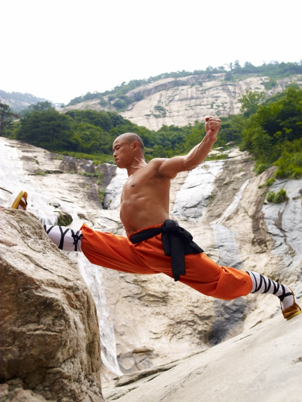 Shaolin Stretching