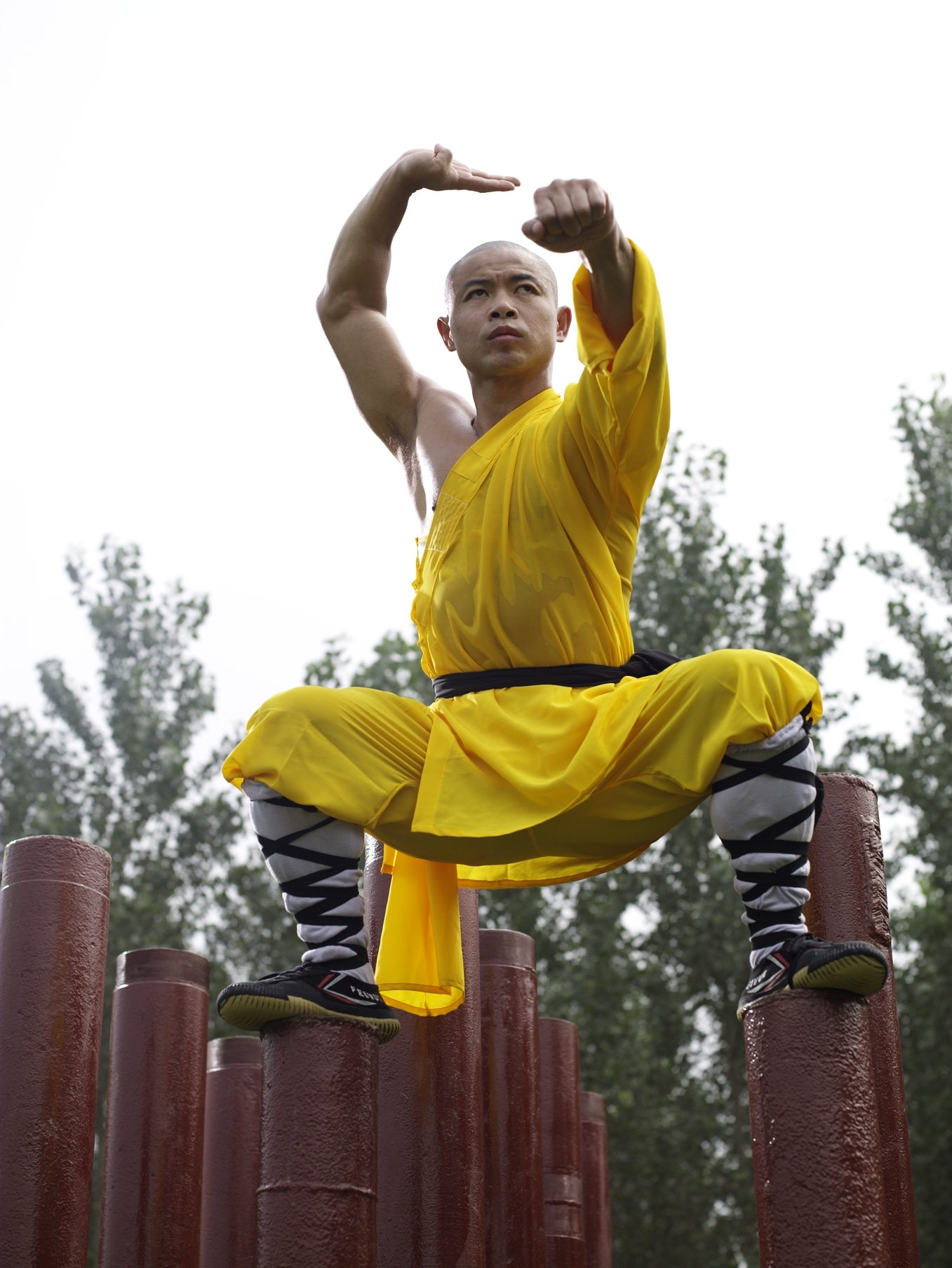 5 Fundamental Training Tools Of A Shaolin Kung Fu Monk ...